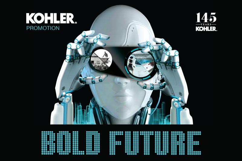 Kohler Bold Future Promotion